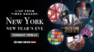 New Year's Eve Celebrations From Times Square In NYC | NBC News