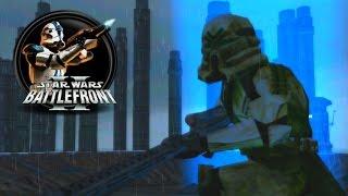 Star Wars Battlefront II Mods (PC) HD: Flooded Oil Refinery | Clone Wars