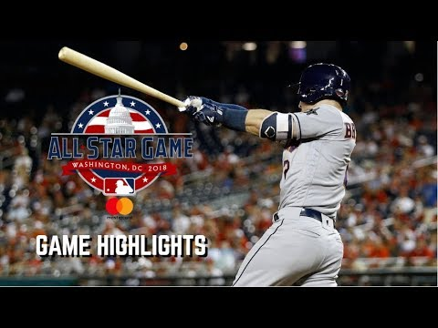 MLB | 2018 All Star Game Highlights ᴴᴰ