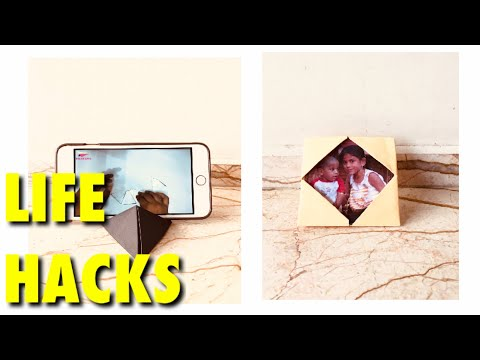 TOP 3 LIFE HACKS WITH PAPER || PSS CRAFTS