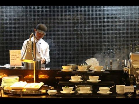 Brunch Nikmat di Saffron Restaurant, Four Points Bandung by Sheraton