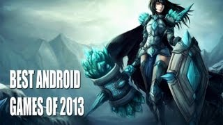 Top 10 Best Android Games 2013 Part 2