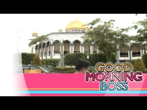 [Good Morning Boss] Kultura ng bansang Brunei [12|22|15]