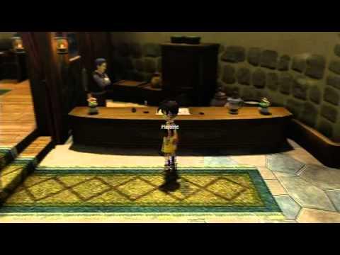 Blue Dragon Walkthrough Part 30: Boss: Azure Sentinel, Sheep Tribe Camp - Lal Mountains