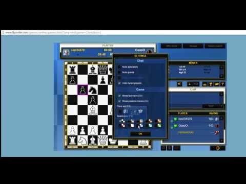 How to use a chess-bot on FlyOrDie