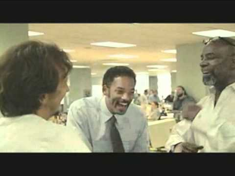 Will Smith on Christopher Gardner....