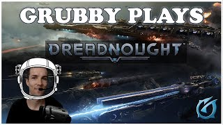 Grubby Plays Dreadnought - A Multiplayer Space Ship Team Battle Game