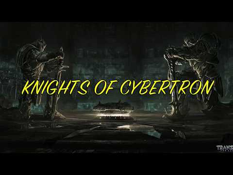 Transformers Knights of Cybertron- The Order Established of Cybertron. Knights of Cybertron Story