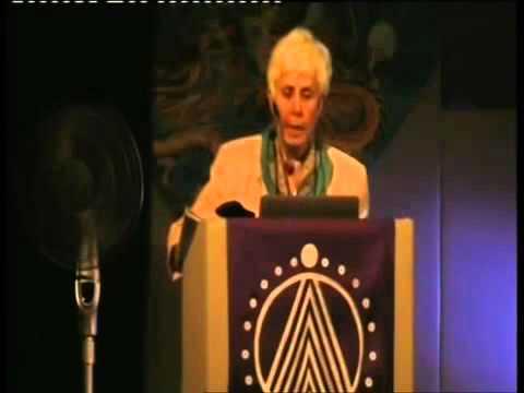 Mary Rodwell Ufo ' s, starseeds en Nieuw menselijk bewustzijn glastonbury 2014