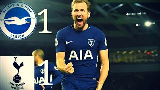 Download Video Brighton vs Tottenham 1-1    Highlights & All Goals MP3 3GP MP4