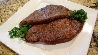Simple Steak Marinade - Recipe