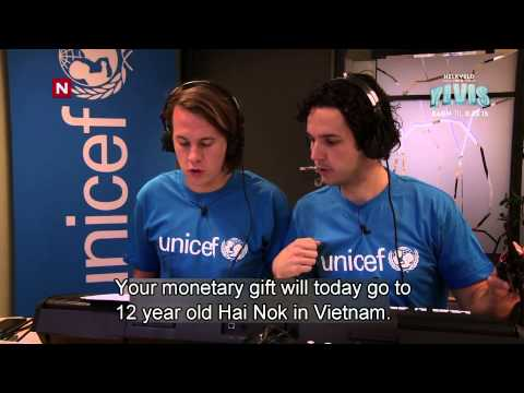 Ylvis - Voice Activated ATM UNICEF [ENGLISH SUBTITLES] [HD]