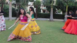 Chogada Tara|| Bollywood Dance Choreography|| Garba Dandiya Jam|| Loveratri