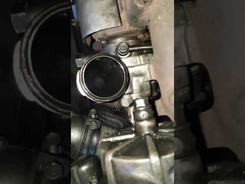 Turbocharger oil leak and car losse power. How to fix? CRDi hyundai starex