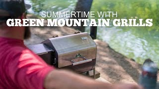 Summertime With Green Mountain Grills