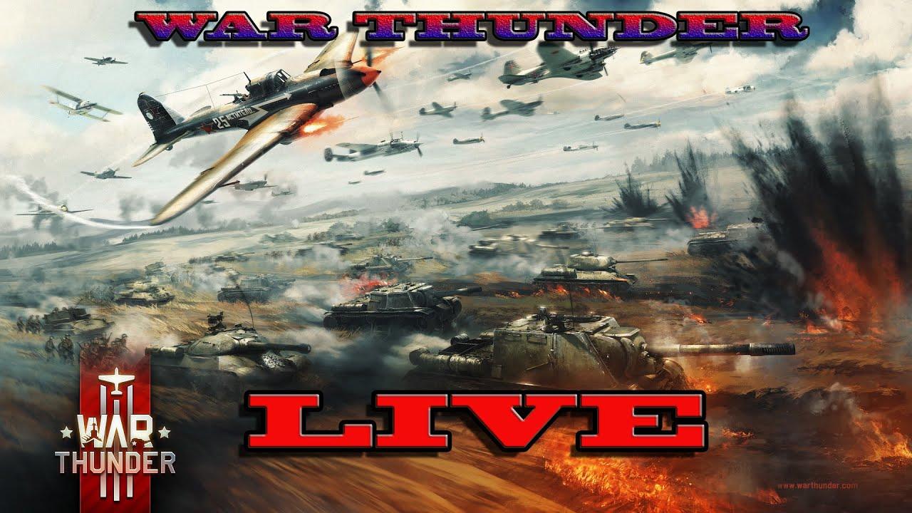 warthunder live