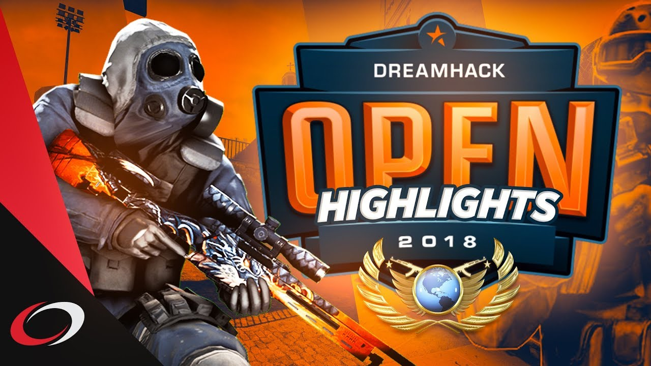 Dreamhack Summer Open 2018 NA | compLexity CS:GO Highlights