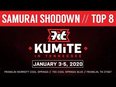 [Samurai Shodown 7] Top 8 Finals Ft. Painbot, Peterik - KIT 2020 (Timestamps)