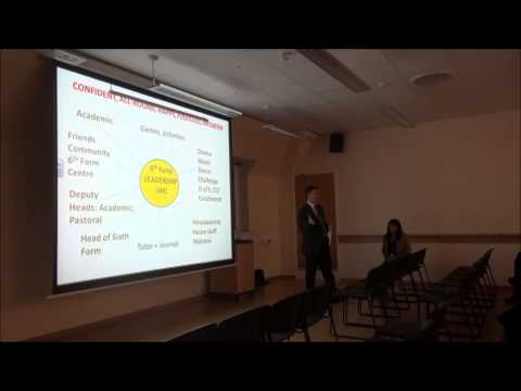Lord Wandsworth College - 6th Form Presentation