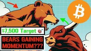 Bitcoin | Bears in Control? + Buy Target 🎯