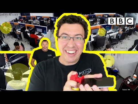 HACKING The Online SCAMMERS Who Tricked Us! ⚠️ - BBC