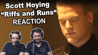 """Scott Hoying - Riffs and Runs"" Reaction"