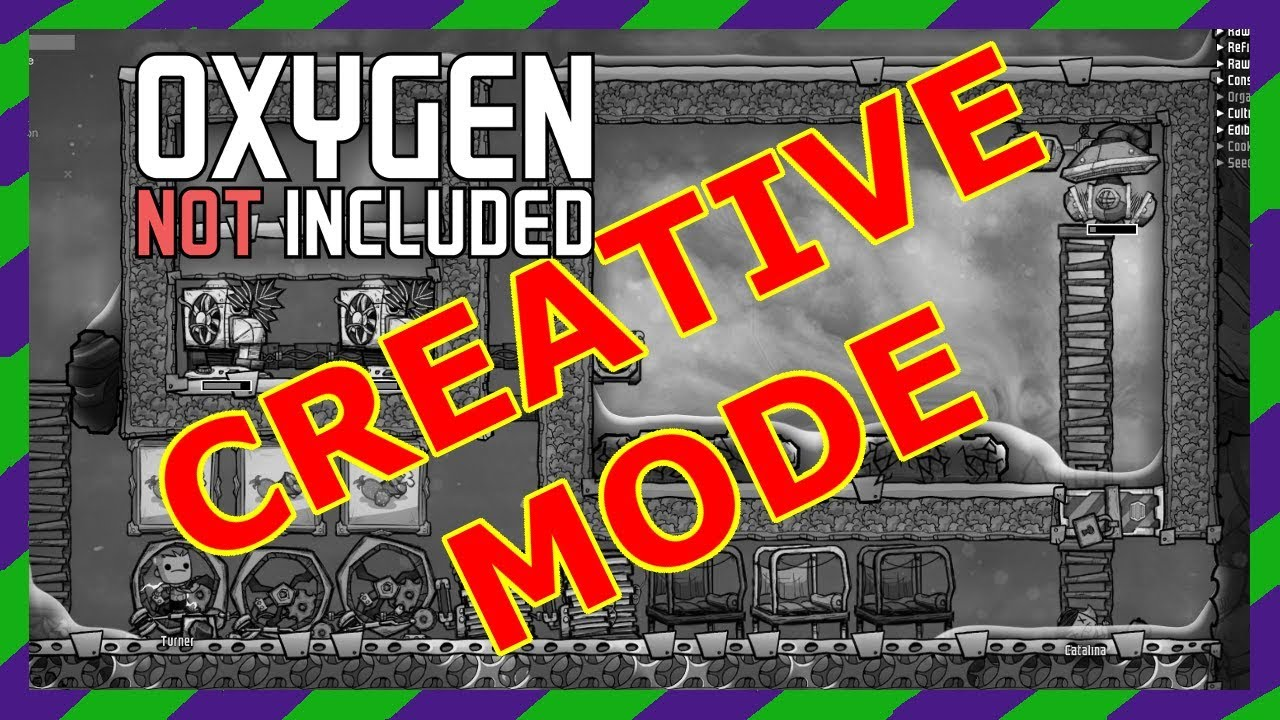 Oxygen Not Included tutorial - How to debug