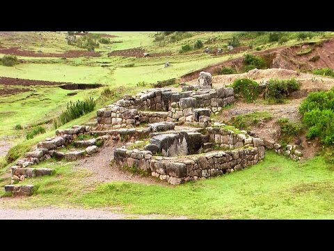 Best tourist attractions in Peru - Cusco - Puca Pucara