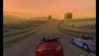 NFS Porsche: Boxter 2008-11