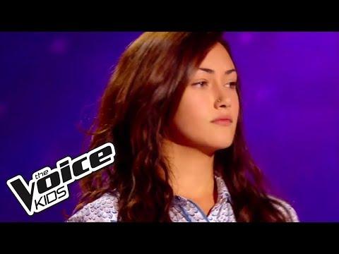 The Voice Kids 2014 | Victoria - Domino (Jesse J) | Blind Audition