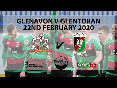 Glenavon Glentoran Goals And Highlights