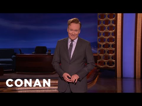 CONAN Monologue 04/17/17  - CONAN on TBS