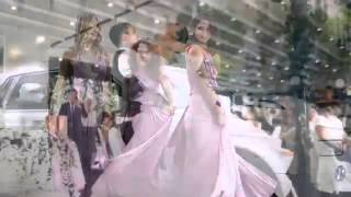 Платья подружек невесты. Цвет Пудрово-Розовый.
