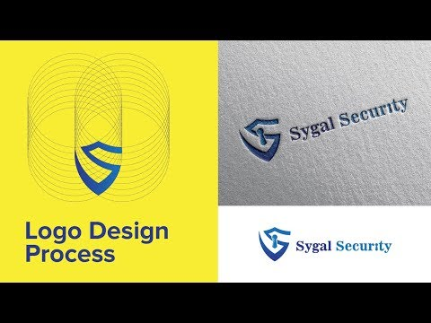 How to design s Logo in Adobe Illustrator | Logo Design tutorials thumbnail