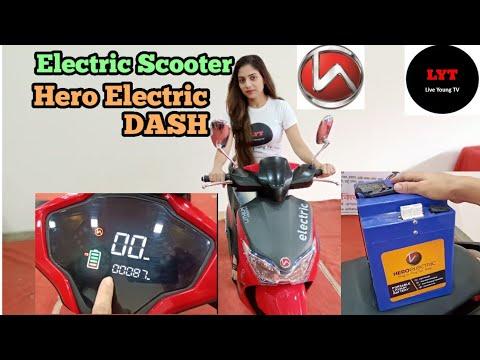 Hero Electric DASH Li-ion battery || लेने से पहले जान ले ये 9 बाते