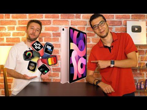 Apple Watch SE, iPad Air 4 ve dahası! Apple etkinliğini özetledik