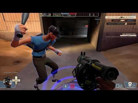Team Fortress 2 Demoman Gameplay