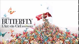 Gambar cover L'Arc~en~Ciel - Bye Bye (Lyrics)