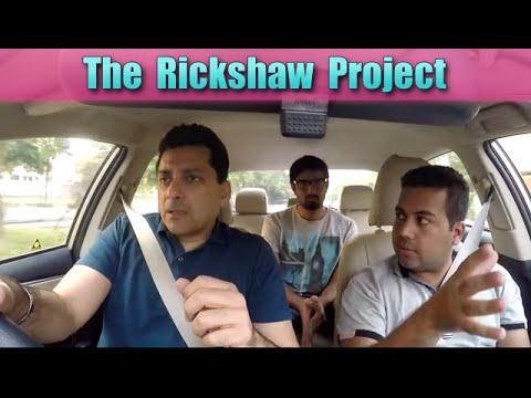 Travly - Uber for Rickshaws