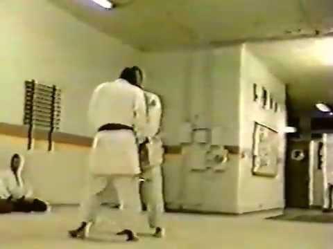 Professor Patrick Browne giving Ikkyu Test Part 1 of 3