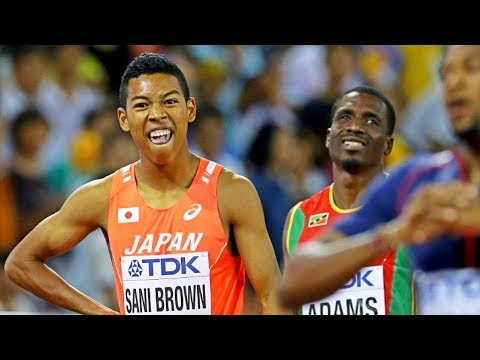 The Fastest Youth 100m Sprints Of All Time ● HD