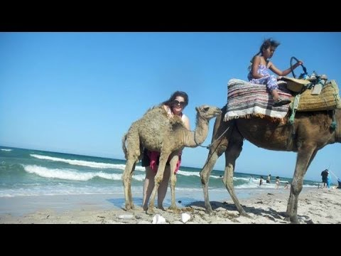 Port El Kantaoui Beach Tour Lost Footage - Puerto Kantaoui Playa Ciudad Tunisia