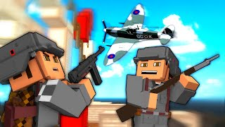 Minecraft WW2 | Surprise from the Skies! - S3E01 (Heroes and Generals Roleplay)