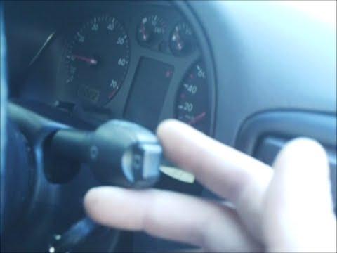 VW POLO 6N SCHEIBENWISCHER MOTOR VORNE DEFEKT REPARIEREN AUSBAUEN ...