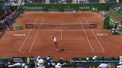 LIVE STREAM: The Best Tennis Highlights from the Monte Carlo Masters!