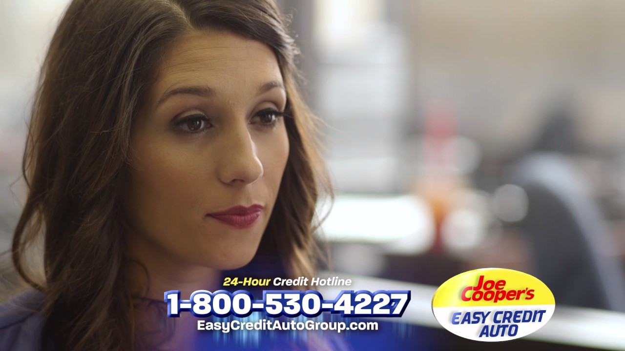 Joe Cooper Easy Credit >> Second Chance Car Loans In House Financing Joe Cooper S Easy Credit Auto 73110