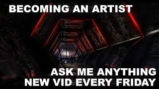 Ask Me Anything - New Vid Every Friday | InPursuitOfArt - Anyone can be an artist