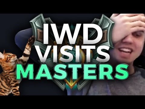 IWD VISITS MASTERS (Unranked to Challenger)