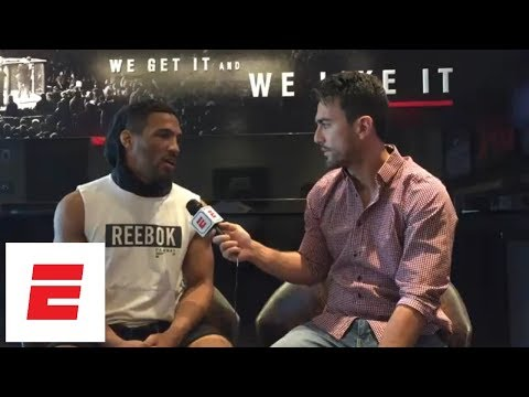 [FULL] Kevin Lee exclusive interview before UFC lightweight fight vs. Edson Barboza | ESPN