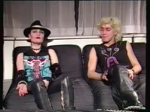 Siouxsie & Budgie Interview Pop Elektron 1983 Mp3